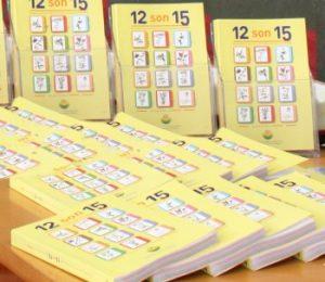 Libro 12 son 15 editado por SEDIBAC. Recopilación de los 12 primeros números del Boletín SEDIBAC.
