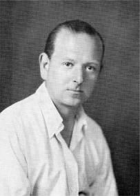 Retrato del Dr. Edward Bach.