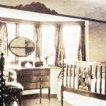 Habitación del Dr. Edward Bach y Kitty (1920)